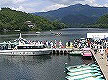 津風呂湖ボート大会2