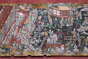 竹林院蔵「吉野山二月会式正頭略縁起絵巻」ならり